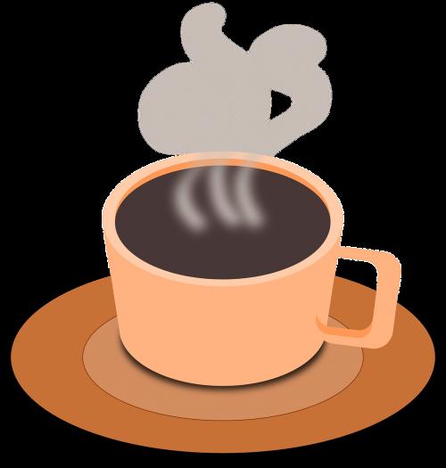 kava,taurė,gerti,karštas,arbata,karštas gėrimas,pusryčiai,nemokama vektorinė grafika