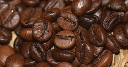 coffee coffee beans close