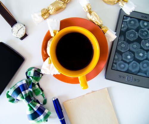 coffee focus morning