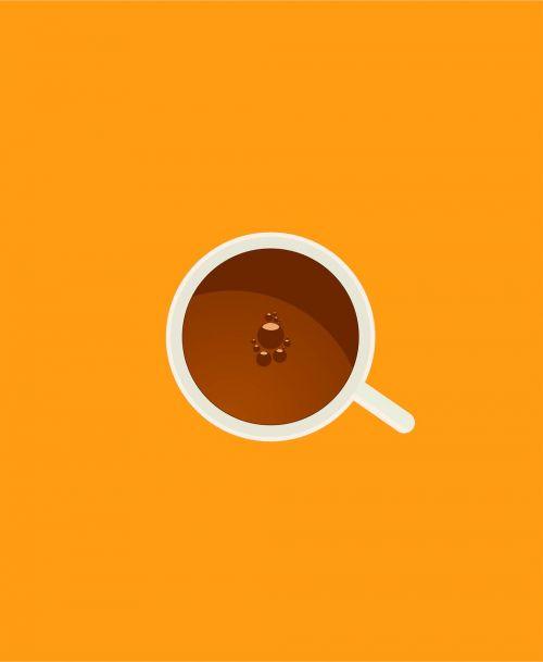 coffee art time