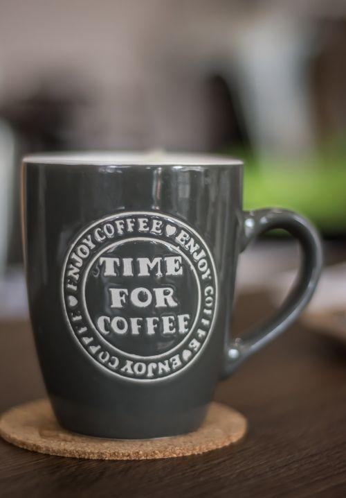 coffee cup morning coffee