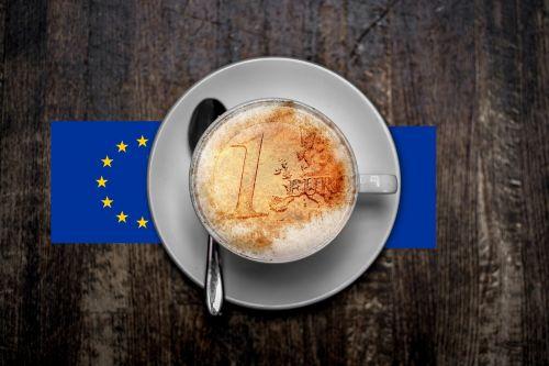 coffee foam euro