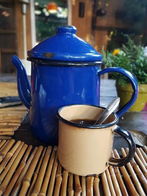 coffee teapot farm