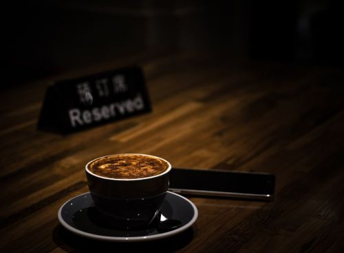 coffee hot drink