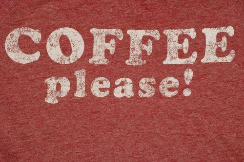 coffee article fabric