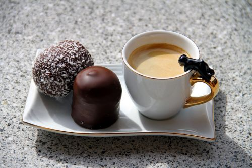 coffee chocolate marshmallow sweden bombs