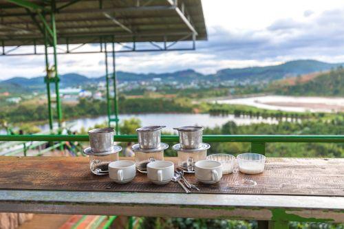 coffee vietnam da lat