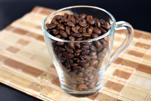 coffee  background  arabica