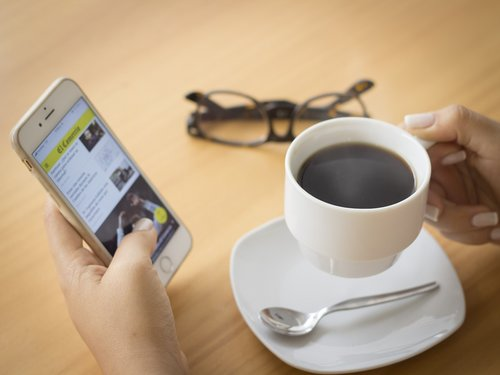 coffee  news  read