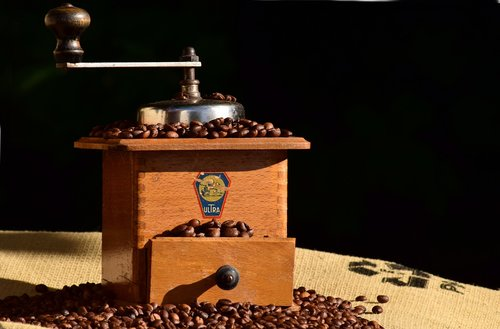 coffee  coffee grinder  mill