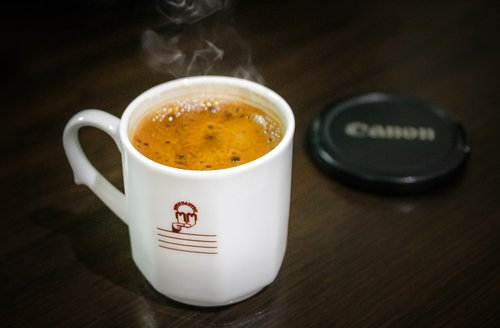 coffee  turkish coffee  canon cap