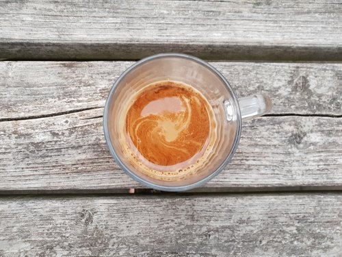 coffee  cup  wood
