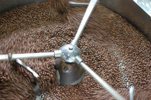 coffee roasting bean