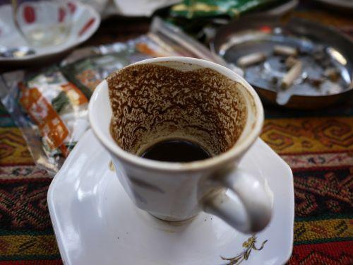 coffee turkish vacuum