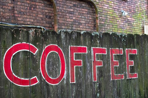 coffee  cafe  fence