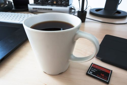 coffee cup workplace