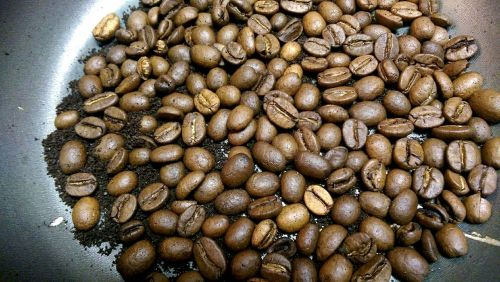 coffee coffee beans cocoa beans