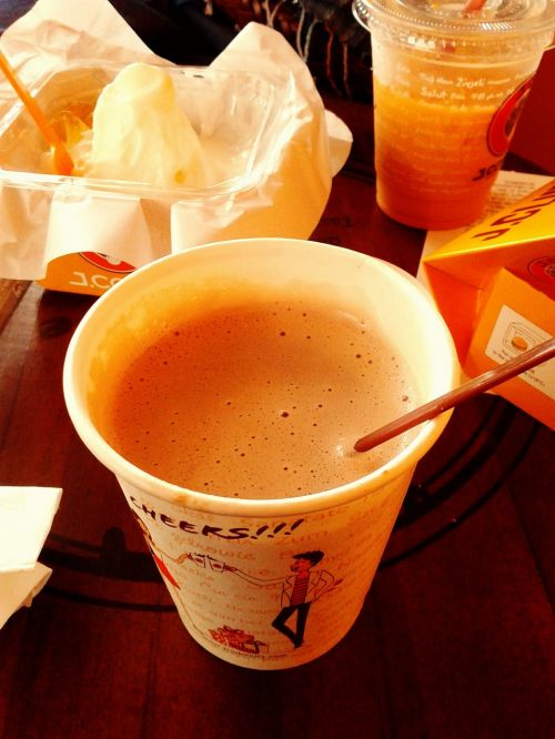 coffee morning breakfast