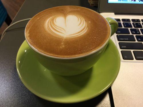 coffee beverages computer