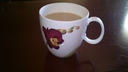 coffee cup relax