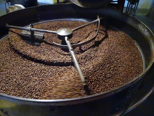 coffee roasting drink