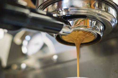 kava, mašina, portafilter, alaus, šviežias, espresso, gerti, kavinė, karštas, cappuccino, baras, barista, kofeinas, gėrimas, gamintojas, virtuvė, profesionalus, ruda, ispanų, Paruošimas, spaudimas, putos, Crema