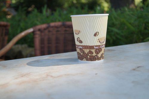 coffee tee cup