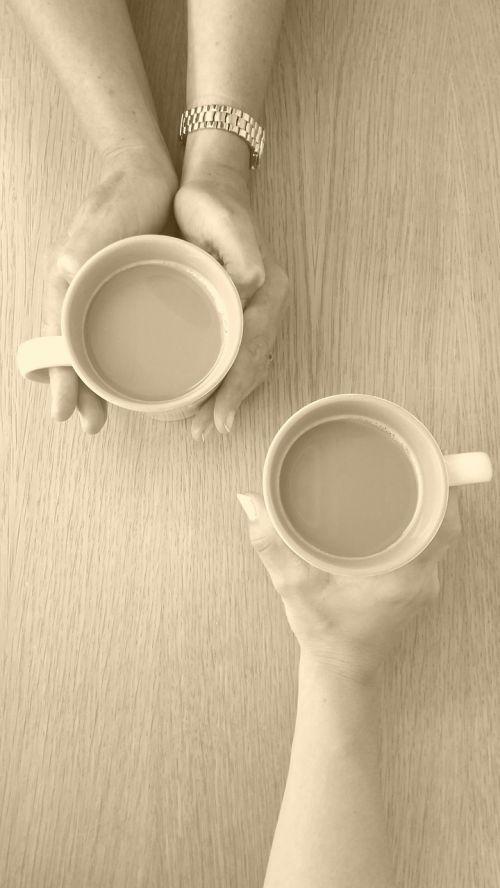 coffee chat conversation
