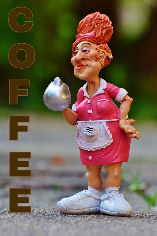 coffee operation waitress
