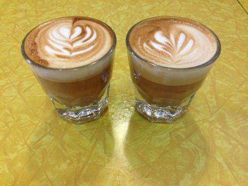 coffee gourmet cream
