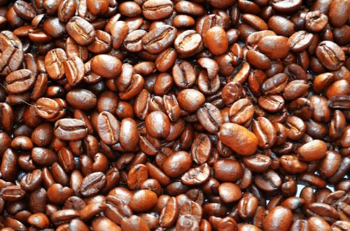 coffee beans benefit from aroma