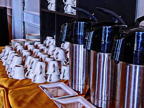 Coffee Catered
