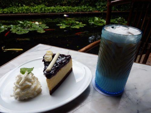 Coffee Cream And Cake