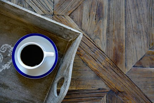coffee cup  coffee  wooden table