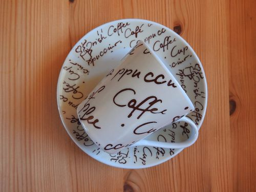 coffee cup saucer cup