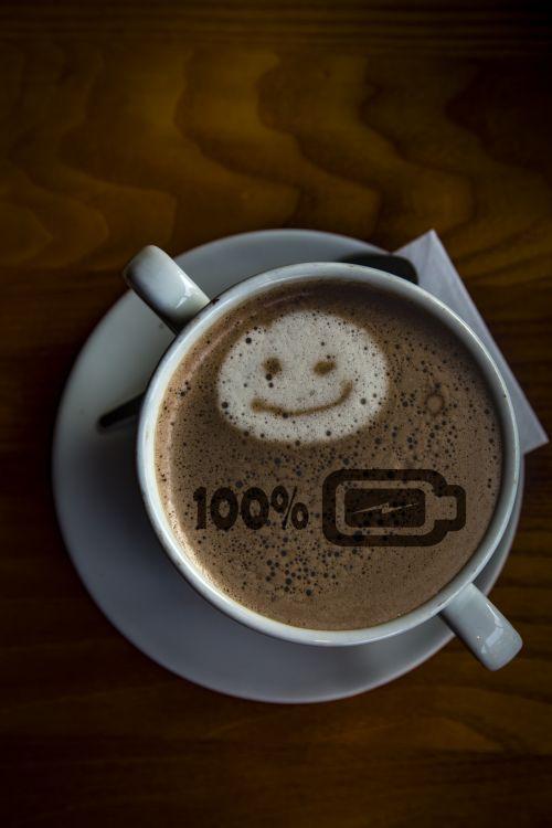 Coffee One Hundred Percent Percent