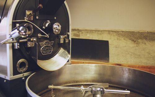coffee roasting machine equipment