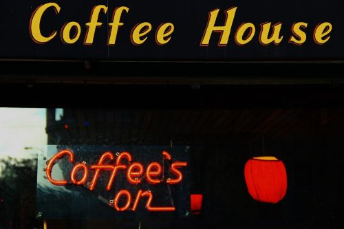 coffee shop third place week end