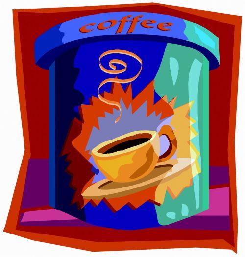 Coffee Tin 2