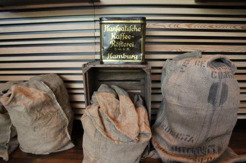coffee tin tin can old