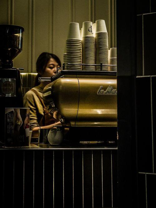 coffeehouse bar shop