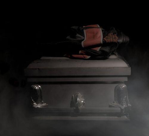 coffin jacket tragedy
