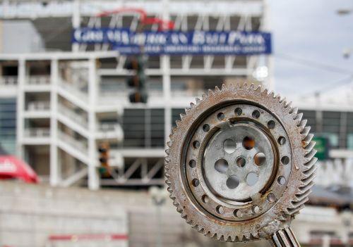 cog wheel steel