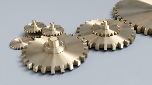 cog wheels gear wheel
