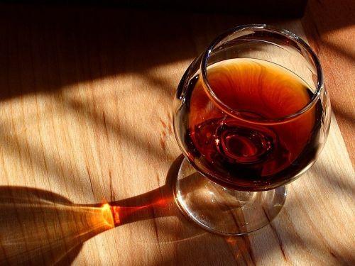 cognac brandy alcohol