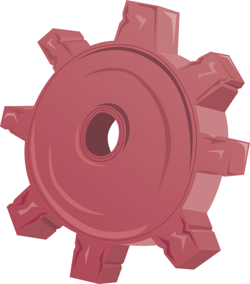 cogwheel cog gear