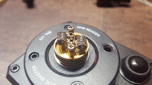 coil vape device