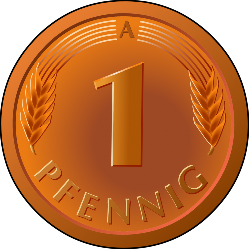 coin penny currency