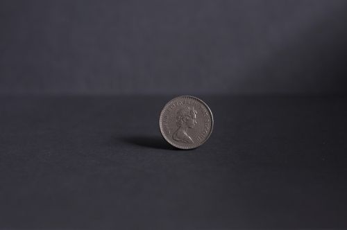 coin hong kong british colony currency