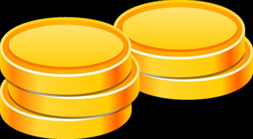 coin  heap  gold
